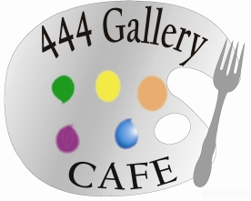 LOGO 444 Gallery Cafe