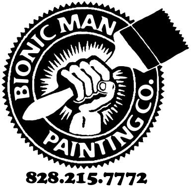 Bionic Man Painting Co.