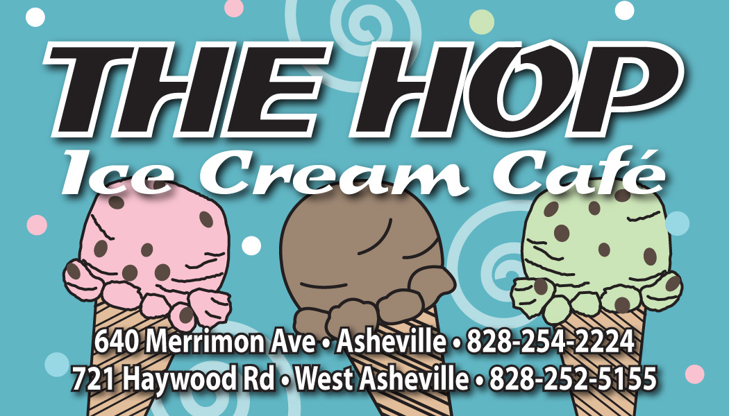 The Hop Ice Cream Café